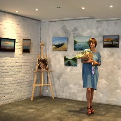 Участие в Выставке в  галерее в центре Москвы!